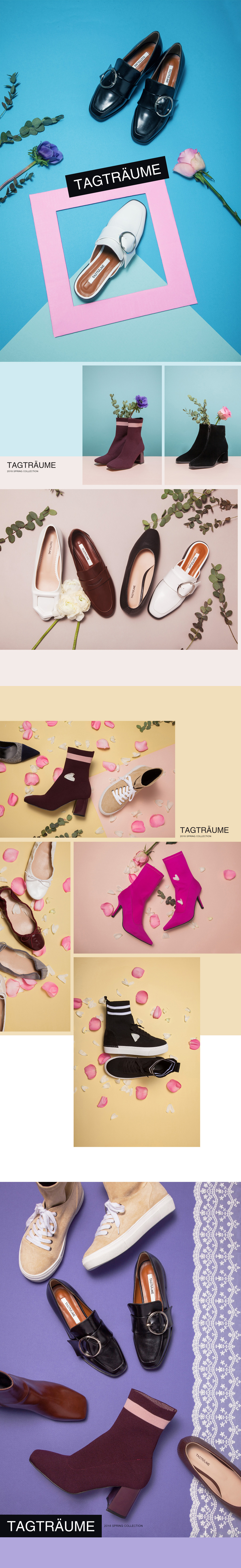 2018 Tagtraume Spring Collection